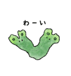 ゼニゴケちゃん(個別スタンプ:03)