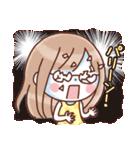 かわいいメガネ女子スタンプ(日常編)(個別スタンプ:02)