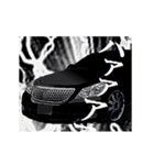 全日本高級漆黒車会総本部(良)(個別スタンプ:11)
