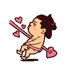 お相撲さんプリティー(個別スタンプ:07)