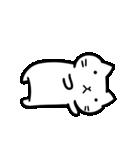Ato's 消極的なネコさん【ato10396】(個別スタンプ:22)