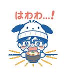 ユーリ!!! on ICE×サンリオキャラクターズ(個別スタンプ:01)