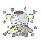 ユーリ!!! on ICE×サンリオキャラクターズ(個別スタンプ:02)