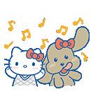 ユーリ!!! on ICE×サンリオキャラクターズ(個別スタンプ:11)