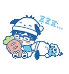 ユーリ!!! on ICE×サンリオキャラクターズ(個別スタンプ:15)