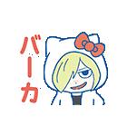 ユーリ!!! on ICE×サンリオキャラクターズ(個別スタンプ:16)