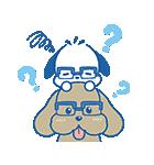 ユーリ!!! on ICE×サンリオキャラクターズ(個別スタンプ:19)