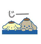 ユーリ!!! on ICE×サンリオキャラクターズ(個別スタンプ:25)