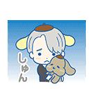 ユーリ!!! on ICE×サンリオキャラクターズ(個別スタンプ:27)