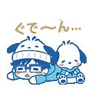 ユーリ!!! on ICE×サンリオキャラクターズ(個別スタンプ:29)