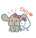 ユーリ!!! on ICE×サンリオキャラクターズ(個別スタンプ:33)