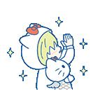 ユーリ!!! on ICE×サンリオキャラクターズ(個別スタンプ:37)