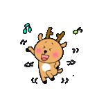 鹿ジロー(個別スタンプ:5)
