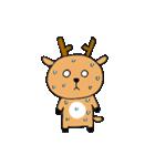 鹿ジロー(個別スタンプ:14)
