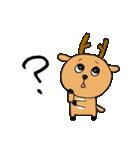 鹿ジロー(個別スタンプ:31)
