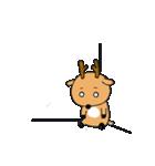 鹿ジロー(個別スタンプ:34)