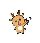 鹿ジロー(個別スタンプ:39)