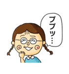 ちびしかくちゃん(さくらももこ)(個別スタンプ:06)