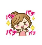 【動く】毎日つかえる言葉♥3 ゆるカジ女子(個別スタンプ:10)
