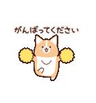 いたわりコーギー5【やさしい敬語】(個別スタンプ:05)