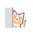 いたわりコーギー5【やさしい敬語】(個別スタンプ:15)