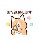 いたわりコーギー5【やさしい敬語】(個別スタンプ:23)