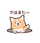いたわりコーギー5【やさしい敬語】(個別スタンプ:24)