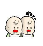 双子の赤ちゃん(ツインベイビー)(個別スタンプ:06)