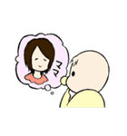 双子の赤ちゃん(ツインベイビー)(個別スタンプ:23)