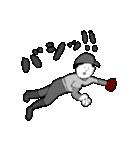 純情高校野球少年まさお 〜プロ入団編〜(個別スタンプ:16)