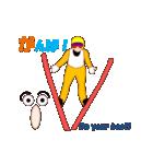 スキージャンプ MV(個別スタンプ:18)