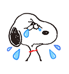 動く!SNOOPY★FUNNY FACES(個別スタンプ:16)