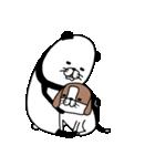 パンダと犬 マーク3(個別スタンプ:33)