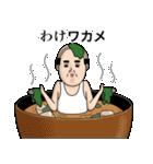 父のつぶやき4【死語、だじゃれ編】(個別スタンプ:02)