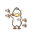 OK,Duck!(個別スタンプ:01)