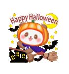かぼちゃパンダさん「秋」(個別スタンプ:37)