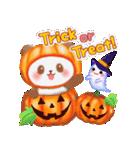 かぼちゃパンダさん「秋」(個別スタンプ:38)