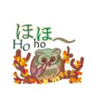 秋の色が好きな人専用★ジブンコレクション(個別スタンプ:10)