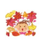 秋の色が好きな人専用★ジブンコレクション(個別スタンプ:20)