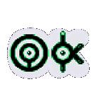 ポケモンゲームドット金銀編 サウンド付き(個別スタンプ:02)