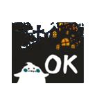 オトナ♥カワイイ おばけちゃん(個別スタンプ:03)