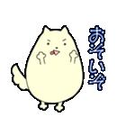 ポメ太くん(個別スタンプ:03)