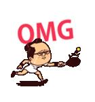 スポーティ侍・テニス(個別スタンプ:22)