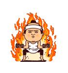 スポーティ侍・テニス(個別スタンプ:28)