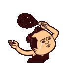 スポーティ侍・テニス(個別スタンプ:33)