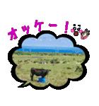 写真のふきだし(個別スタンプ:03)