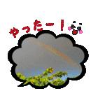 写真のふきだし(個別スタンプ:10)
