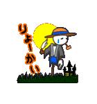 動く♪はっぴぃハロウィン!うぃん!(個別スタンプ:03)