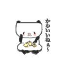 ごまめちゃんがゆく!かな~(個別スタンプ:02)