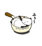 ごまめちゃんがゆく!かな~(個別スタンプ:11)